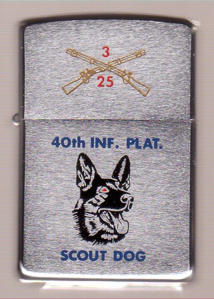 40th Inf Platoon Scout Dog 1