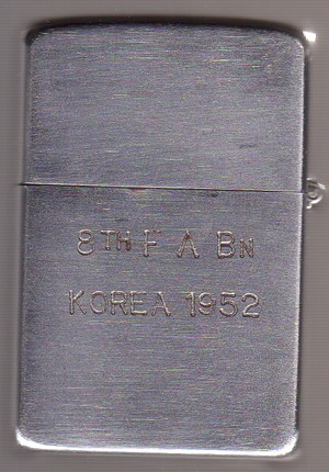 8th FA Bn Korea 1952 2