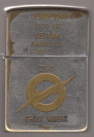 Co C 227th Avn Bn 1st Cav Div Ammo Dump 1