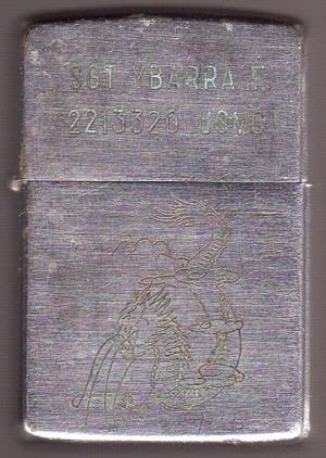 Collection de zippo-rolf (partie...) - Page 17 F-Ybarra-1