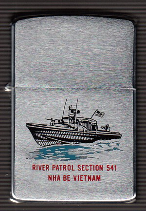 River Patrol Section 541 1968 1