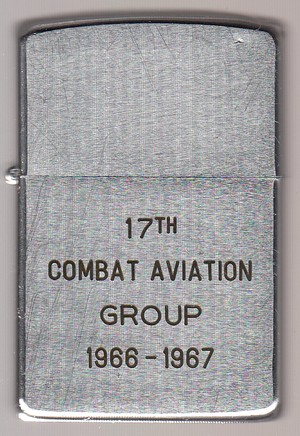 17th Combat Aviation Group 1966-1967 1