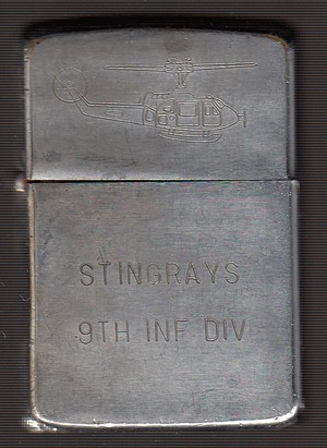Larry Vance Stingrays 9th Inf Div 1
