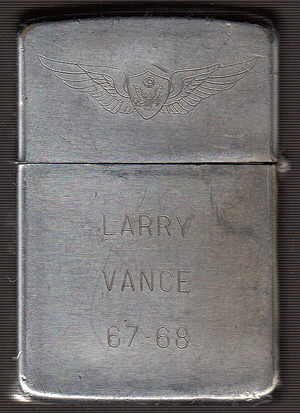 Larry Vance Stingrays 9th Inf Div 2