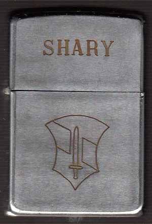 Shary Butch I Field Force USARV 1