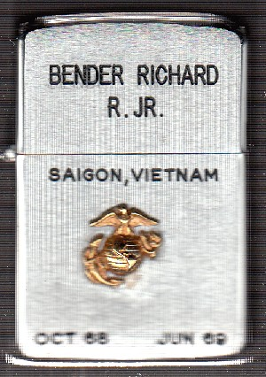 Richard R Bender Jr 1