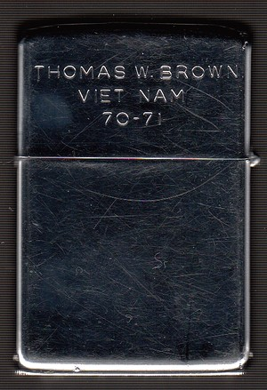Thomas W Brown 2