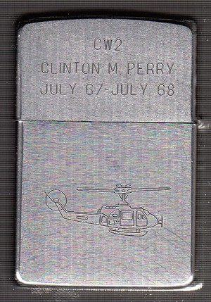 Clinton M Perry 2