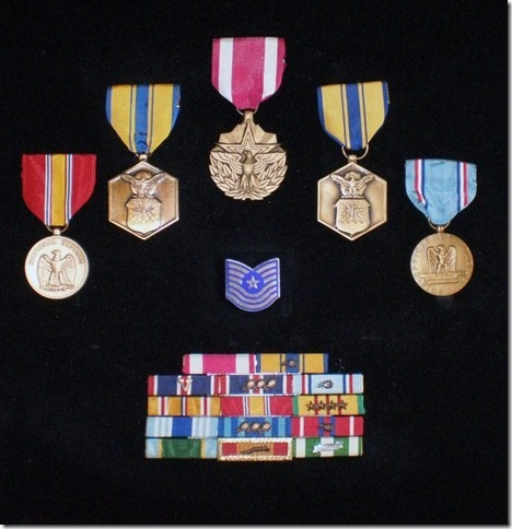 Medals Merton Cliff Dwyer
