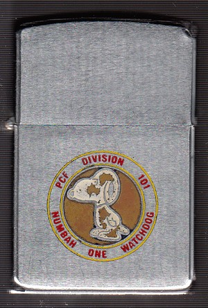 PCF Division 101 Numbah One Watchdog 1