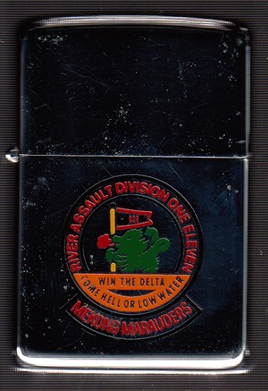 River Assault Division One Eleven 1968 1