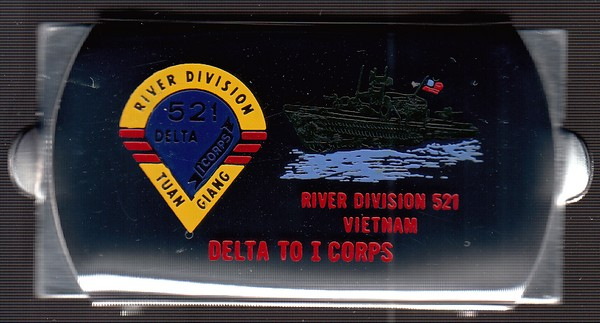 River Division 521 Buckle 1