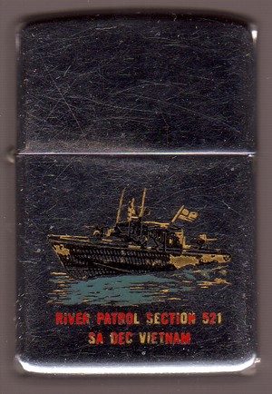 River Patrol Section 521 RIP 1