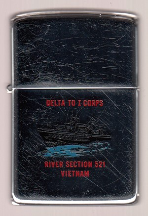 River Section 521 Delta To I Corps 1968 1