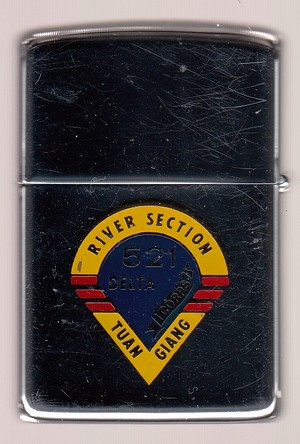 River Section 521 Delta To I Corps 1968 2