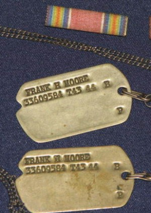 Dog Tags Moore