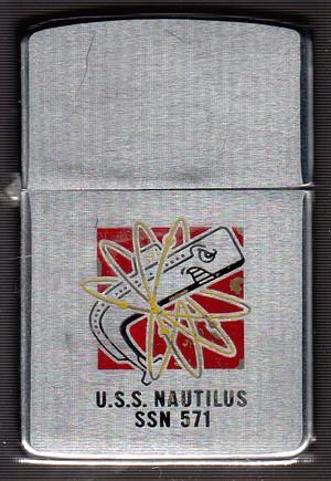 Collection de zippo-rolf (partie...) - Page 17 USS_Nautilus_SSN_571_1958_1
