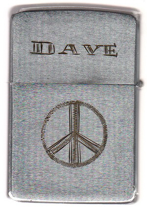 Dave Peace Germany 68 - 69 2