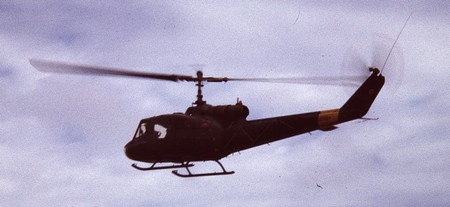 UH-1_flight