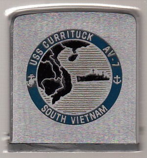 USS Currituck AV-7 Tape Measure 1