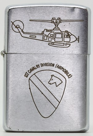 1st Cav Div UH-1 Jump Wings 1