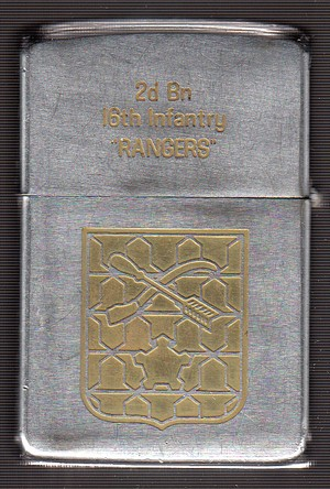 2nd Battalion 16th Infantry 1st Inf Div 1968 2