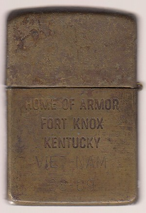 Home of Armor Fort Knox Kentucky Viet-Nam 68-69 2