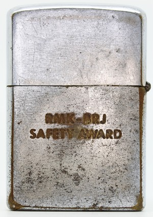RMK BRJ Safety Award 12