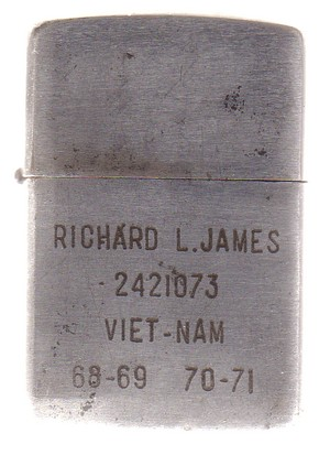 Richard L James 1