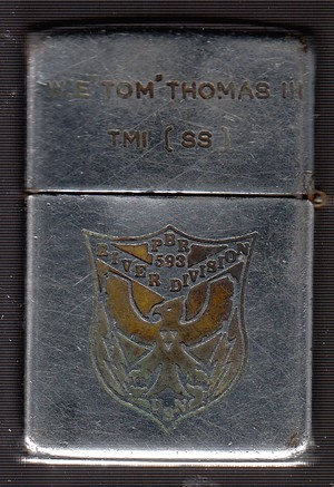 W E Tom Thomas III River Division 593 2
