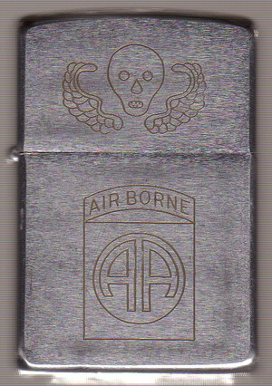 Winged Skull 82nd Airborne Division 1
